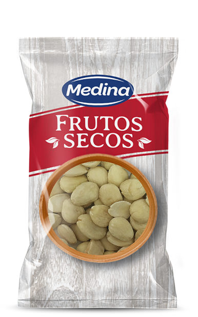 Raw skinned Marcona almond