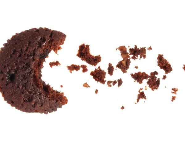 Monstruos terroríficos de chocolate. Receta de Halloween