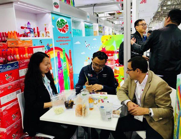 Aperitivos Medina viaja a China