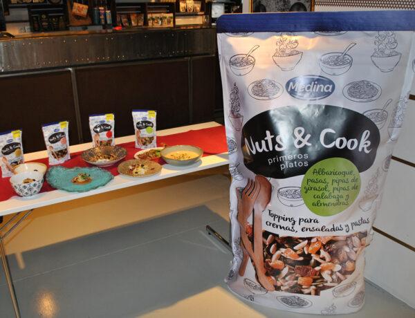 PRESENTAMOS NUESTRA NUEVA GAMA: NUTS & COOK