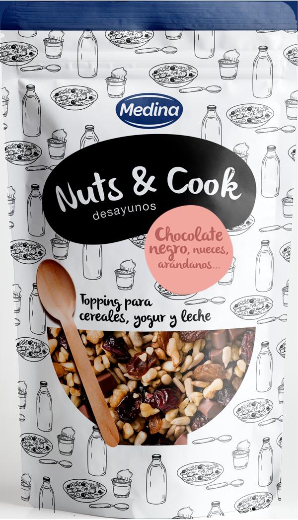 Nuts & Cook Desayunos Choco