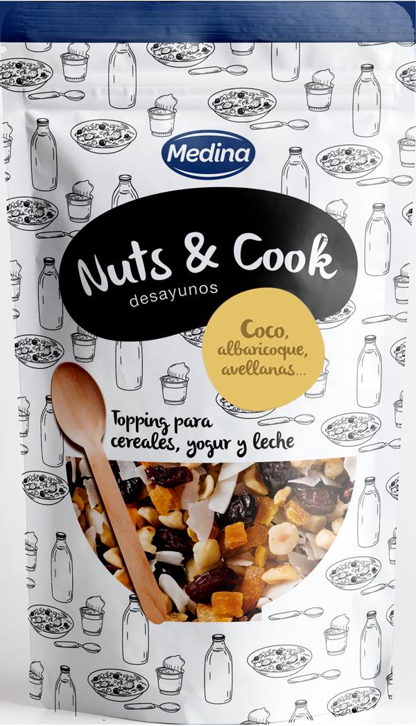Nuts & Cook Desayunos Coco