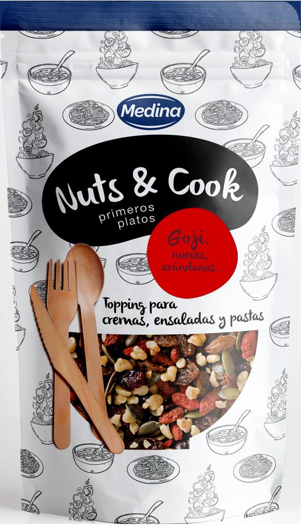 Nuts & Cook Primeros Platos Bayas de Goji