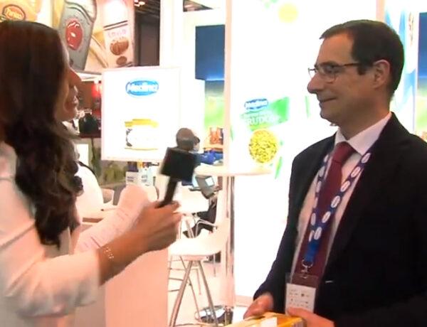 Entrevista en Salón Gourmet