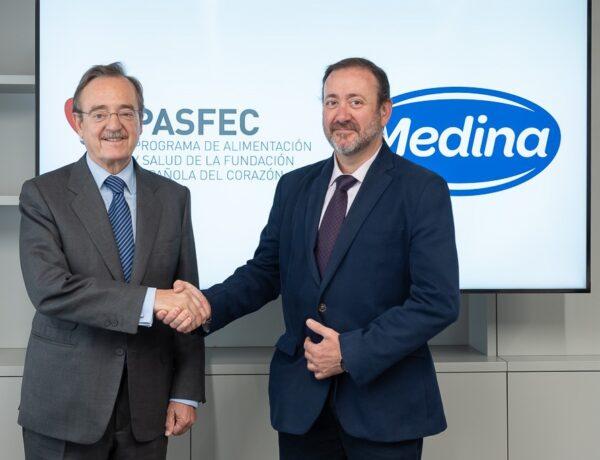 Aperitivos Medina se adhiere al Programa de Alimentación y Salud de la Fundación Española del Corazón