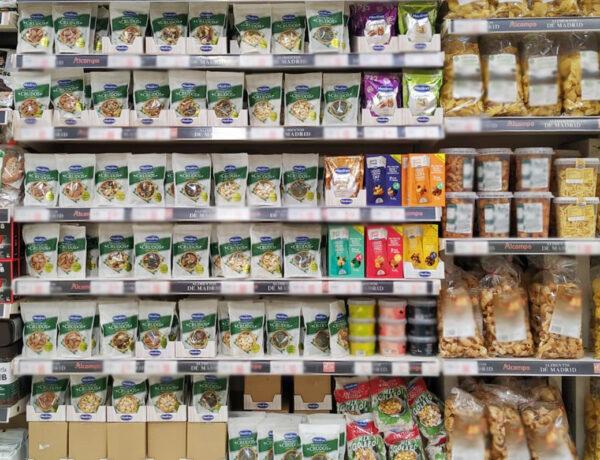 Aperitivos Medina presente en la 15ª edición de la campaña de alimentos de Madrid