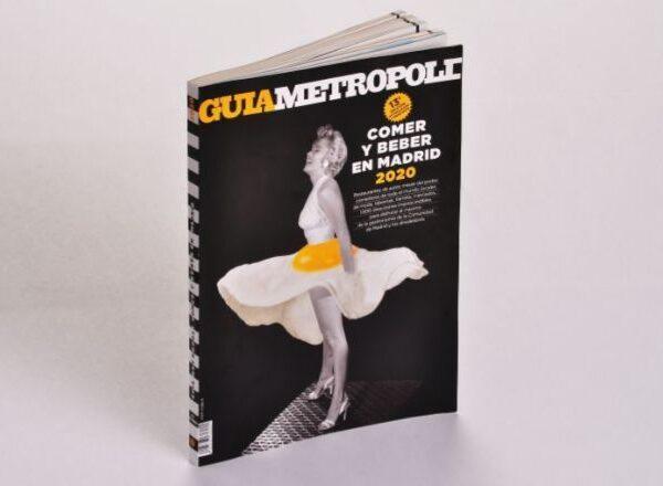 Comer y Beber 2020, de El Mundo, incluye a Aperitivos Medina en su Anuario Gastronómico
