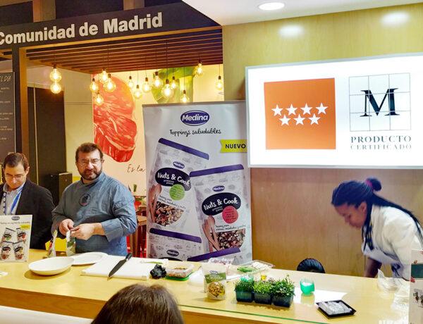 Aperitivos Medina celebra la mayoría de edad de Madrid Fusión 2020