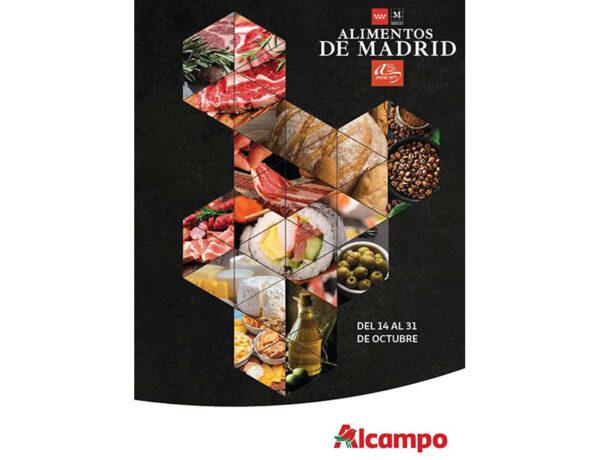 Aperitivos Medina amplía su presencia en la 16 ª Edición de la Campaña Alimentos de Madrid