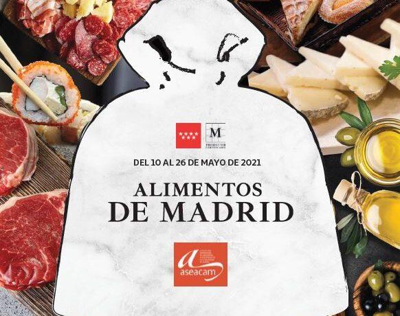 Nueva Campaña de Alimentos de Madrid, y Medina