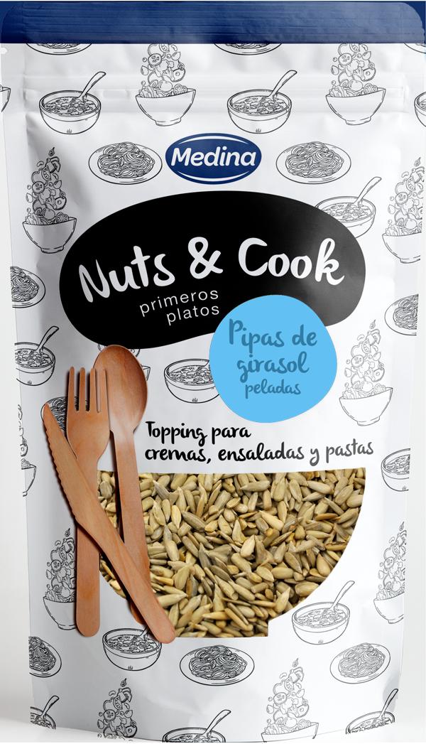 Nuts & Cook Primeros platos Pipas de girasol