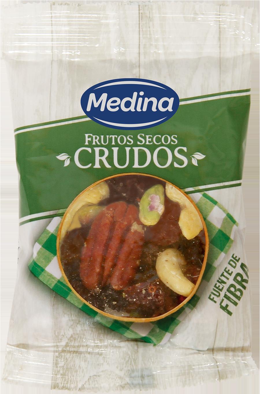 Cóctel frutos secos crudos y arándanos 30 gr.